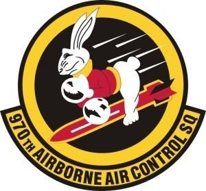 970th Airborne Air Control Squadron