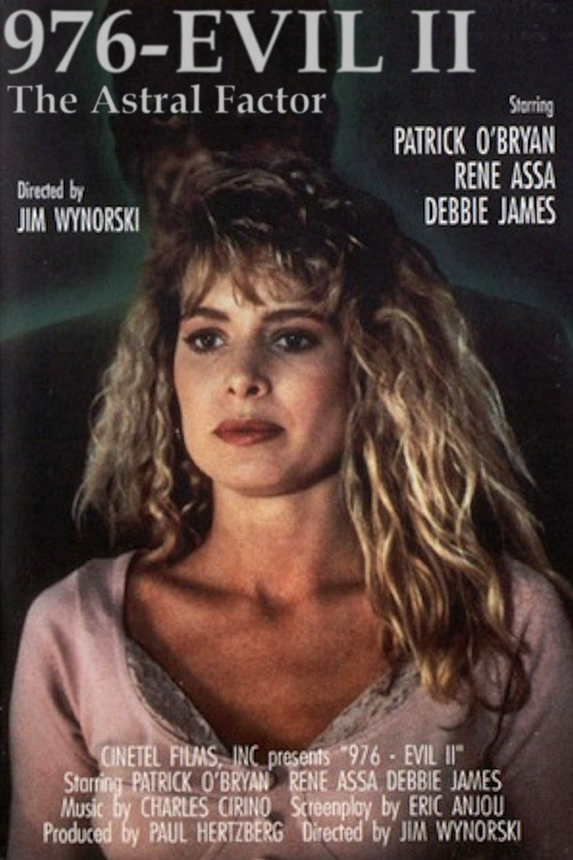 976 Evil II movie poster