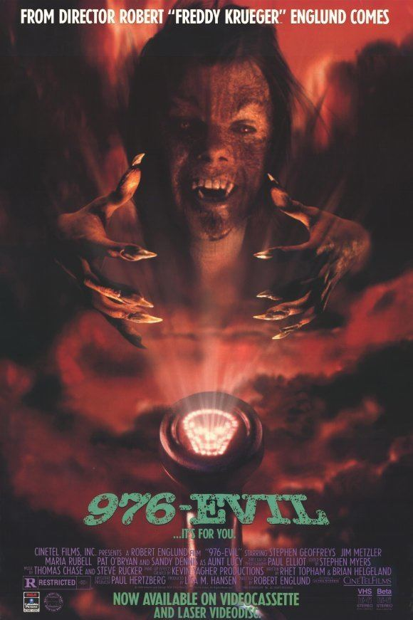 976-EVIL All Movie Posters and Prints for 976Evil JoBlo Posters