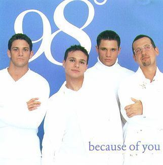 98 Degrees Because of You 98 Degrees song Wikipedia