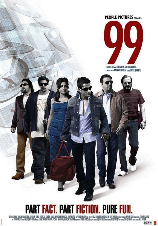 99 Movie Poster 5 of 6 IMP Awards