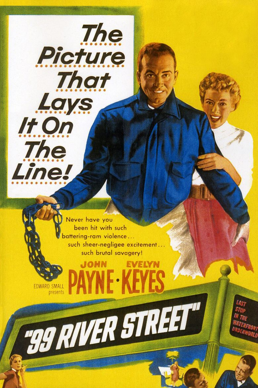 99 River Street movie poster