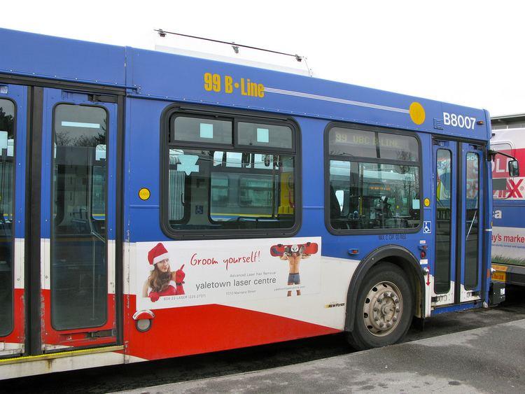 99 B-Line Red white and blue 99 Bline livery Oran Viriyincy Flickr