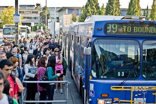99 B Line Bus Stops Vancouver