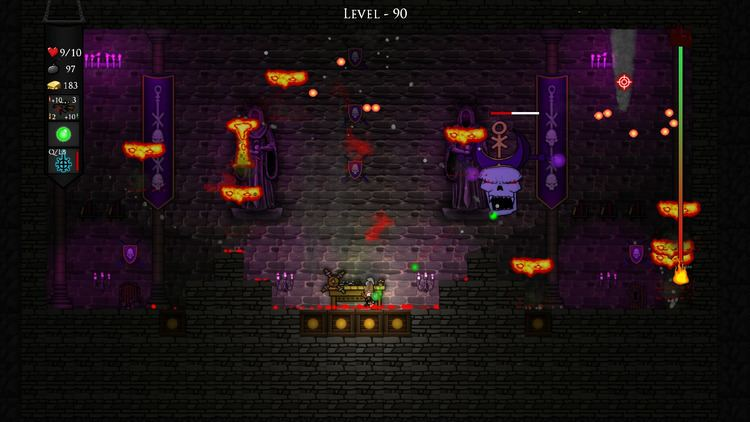 99 Levels to Hell Review 99 Levels to Hell Hardcore Gamer