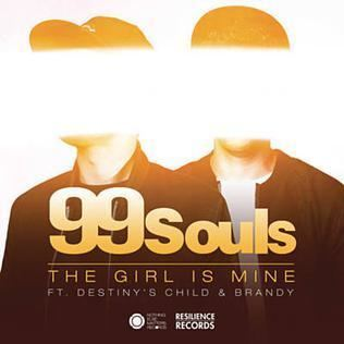 99 Souls The Girl Is Mine 99 Souls song Wikipedia
