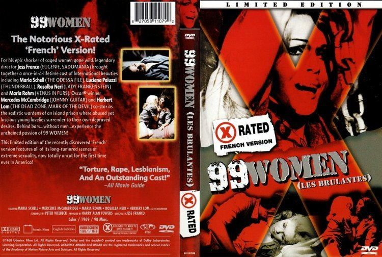 99 Women 99 Women Movie DVD Scanned Covers 2121img016 DVD Covers