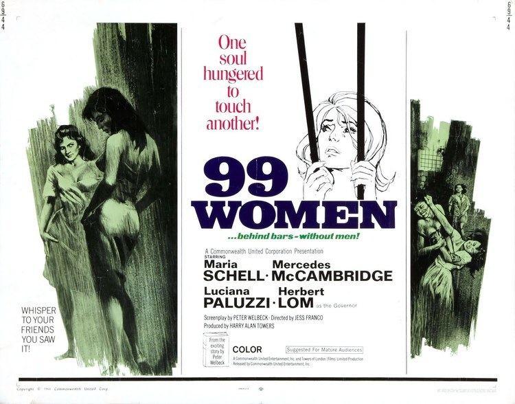 99 Women Jess Franco39s 99 Women Bluray Review ComingSoonnet