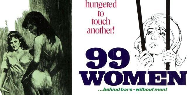 99 Women Director Jess Franco39s 99 Women is a groundbreaking womeninprison