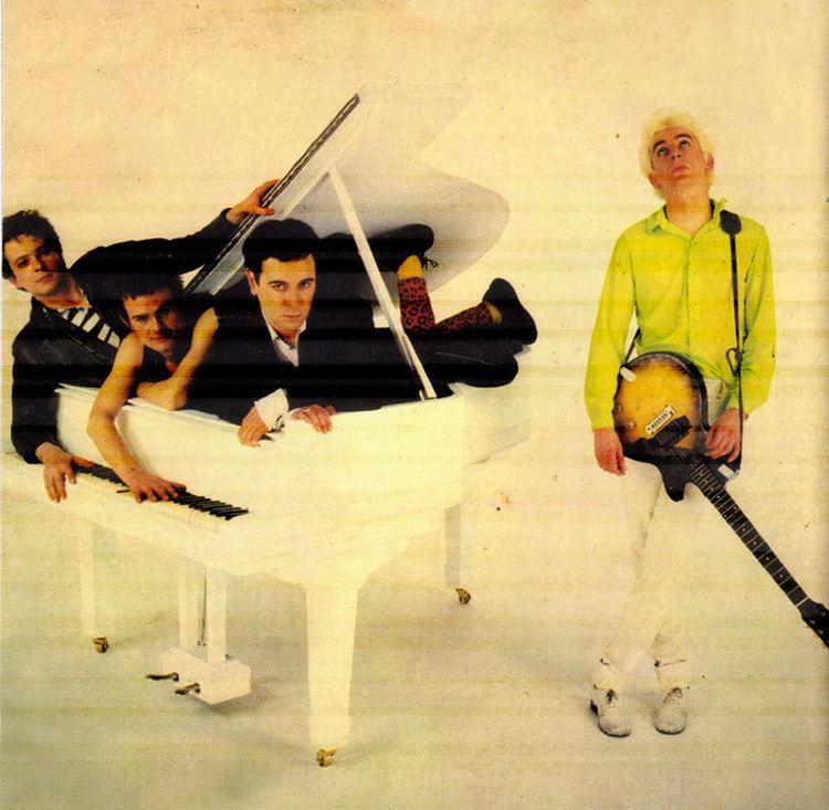 999 (band) Punky Gibbon 999