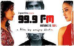 99.9 FM (film) wwwglamshamcommoviesimages999fmjpg