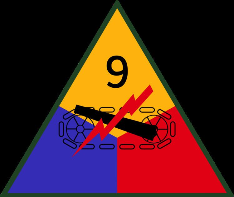 9th Armored Division (United States)
