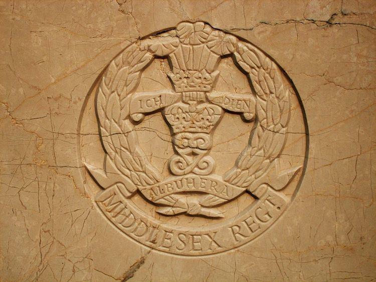 9th Battalion, Middlesex Regiment