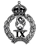 9th Bhopal Infantry