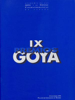 9th Goya Awards