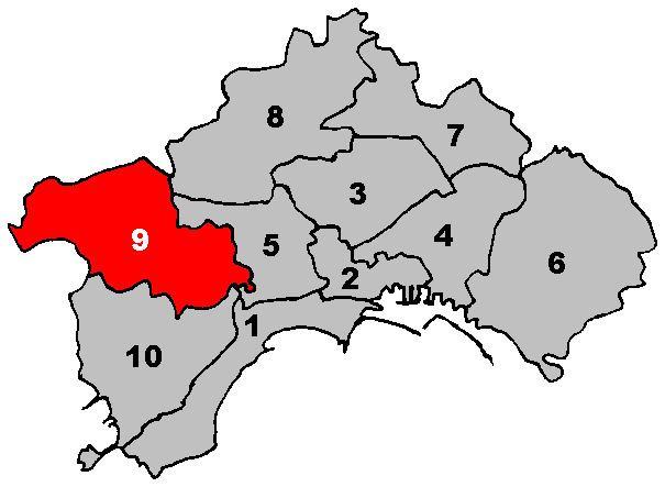 9th municipality of Naples