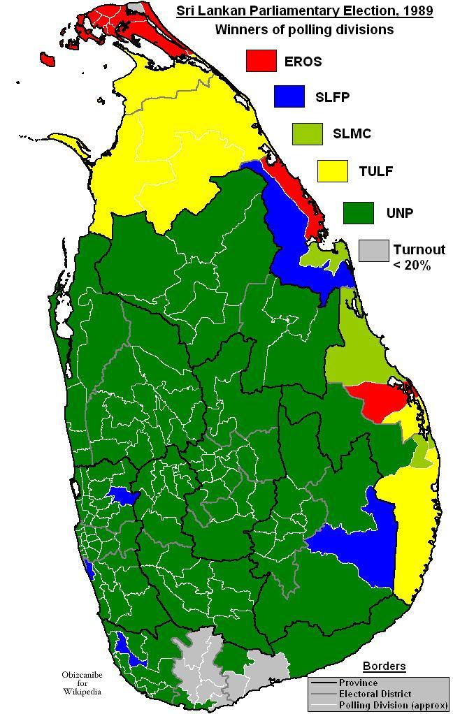 9th Parliament of Sri Lanka