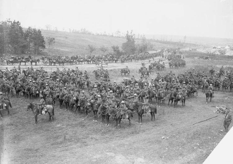 9th (Secunderabad) Cavalry Brigade