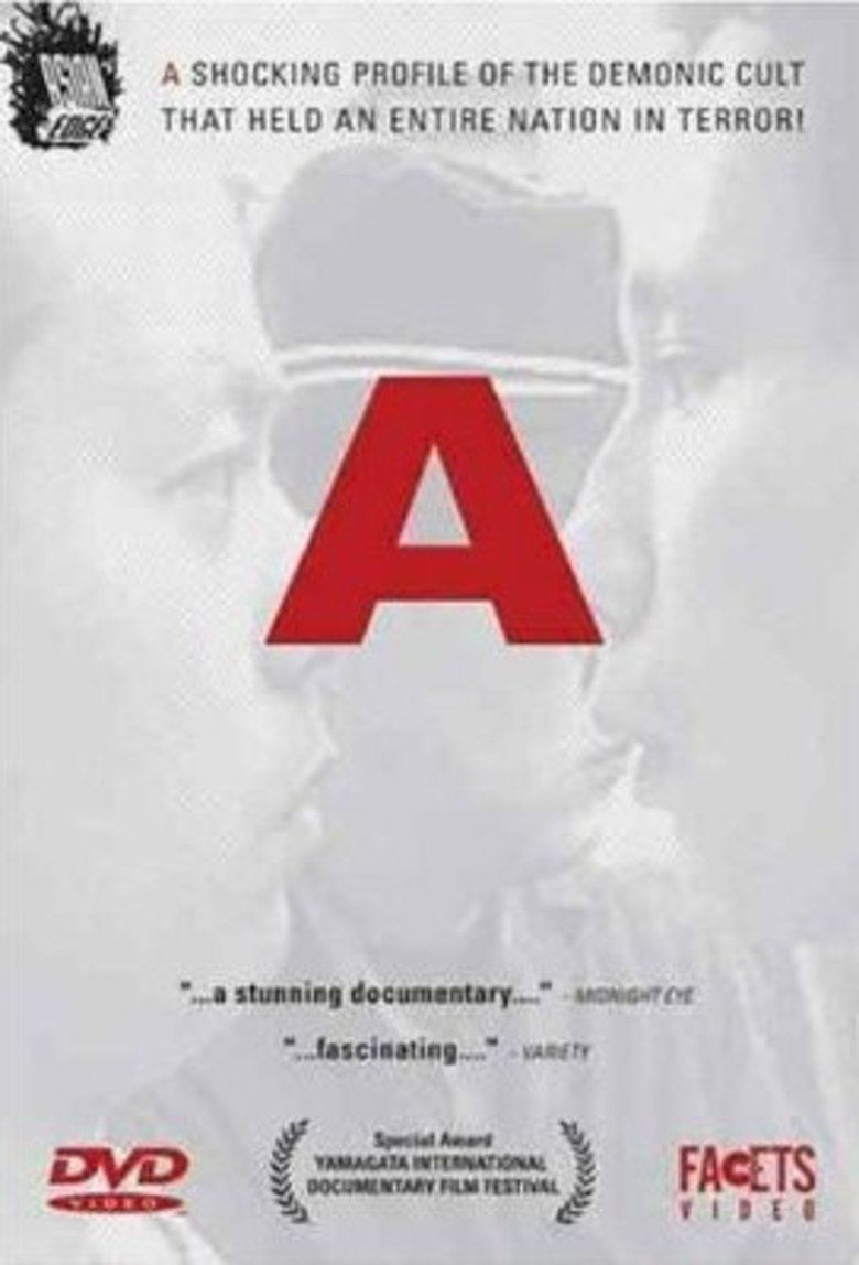 A (1998 Japanese film) movie poster