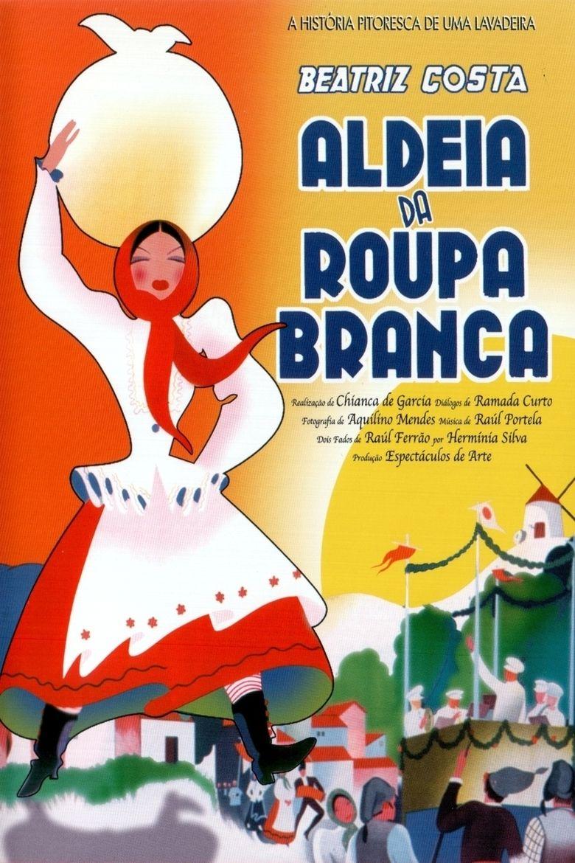 A Aldeia da Roupa Branca movie poster