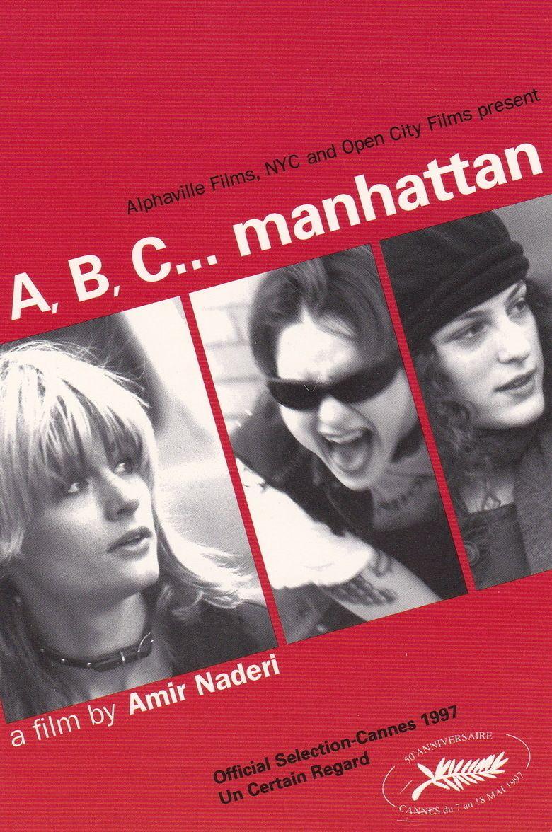 A, B, C Manhattan movie poster
