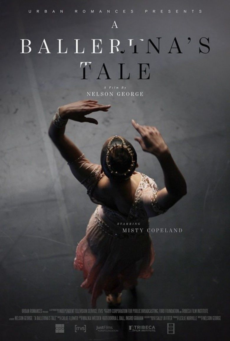 A Ballerinas Tale movie poster