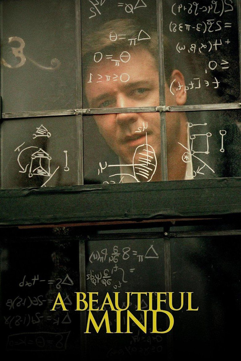 A Beautiful Mind (film) movie poster