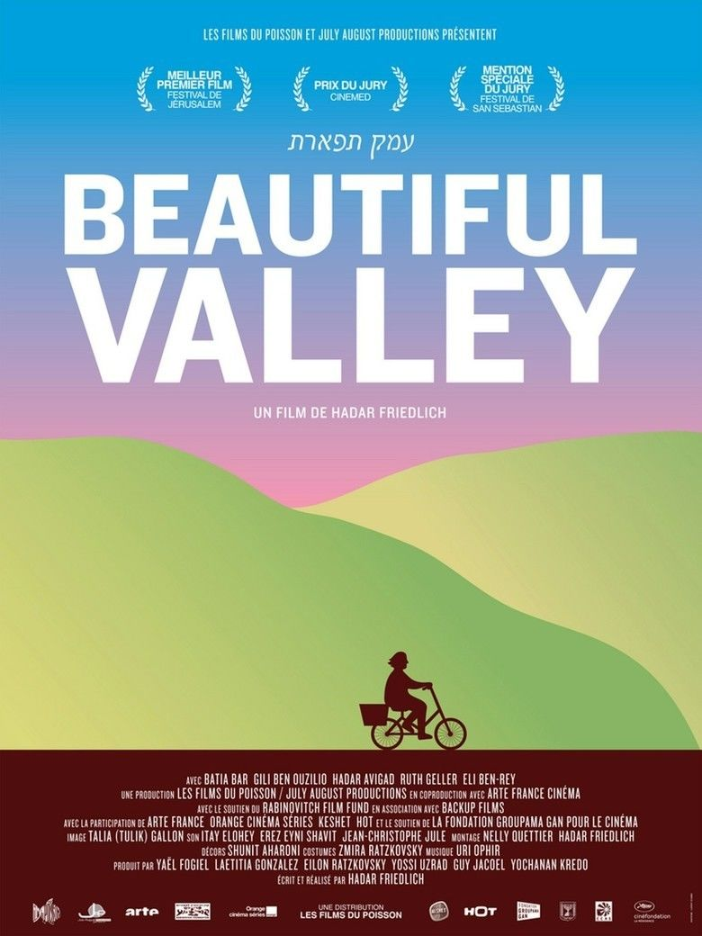 A Beautiful Valley movie poster