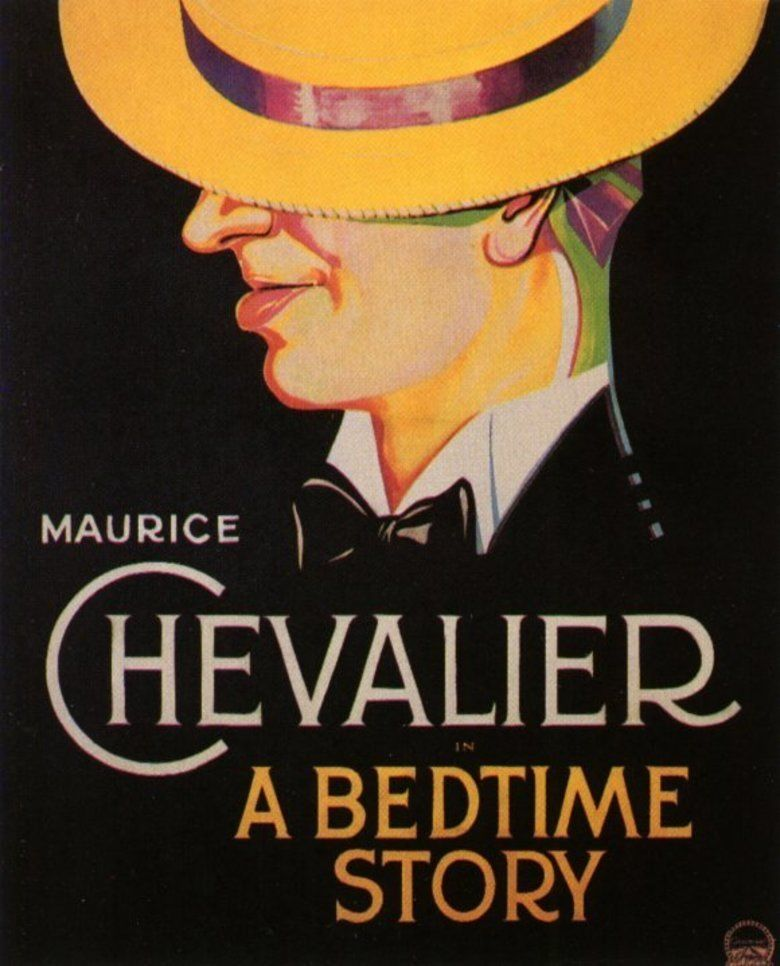 A Bedtime Story movie poster