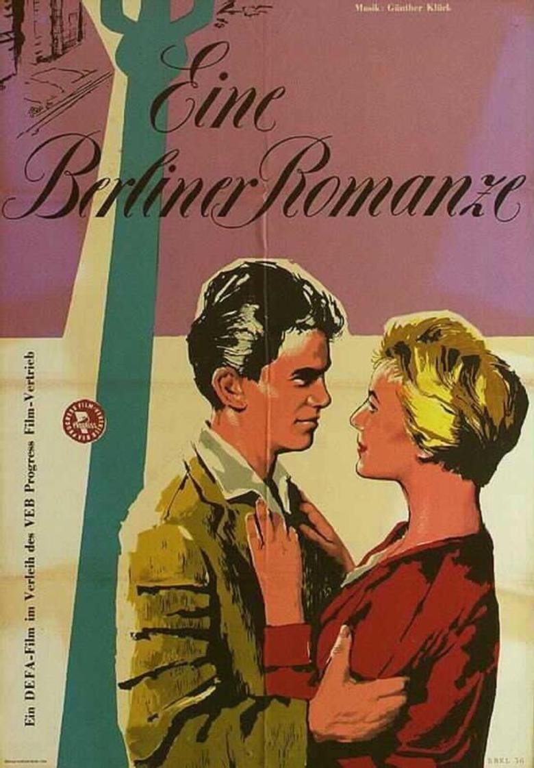 A Berlin Romance movie poster