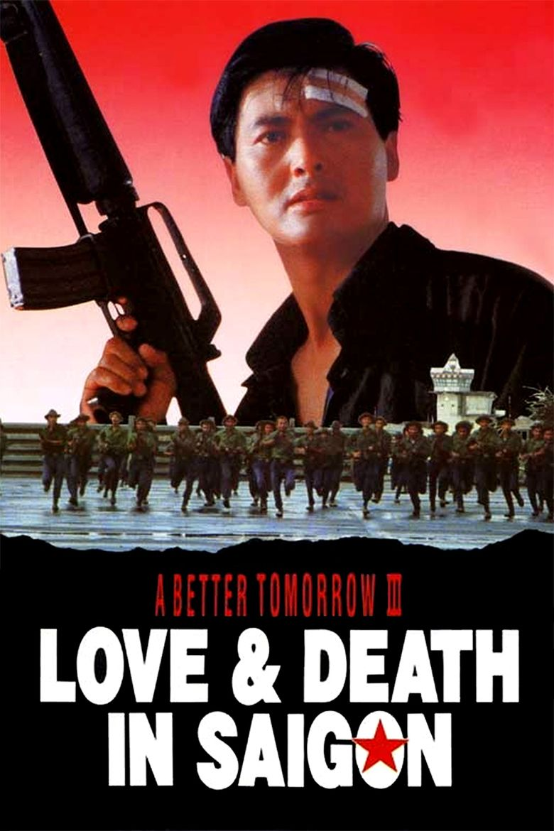 A Better Tomorrow 3 movie poster