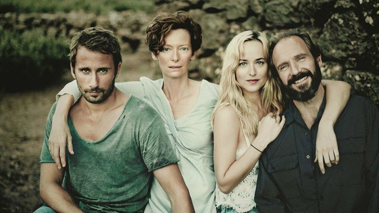 A Bigger Splash (film) movie scenes