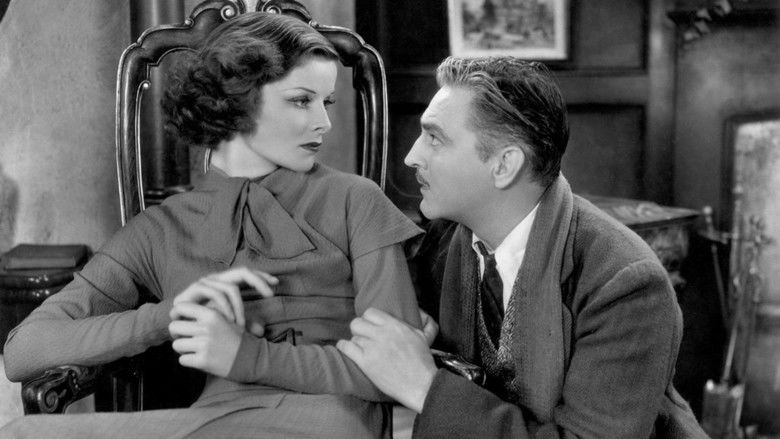 A Bill of Divorcement (1932 film) movie scenes