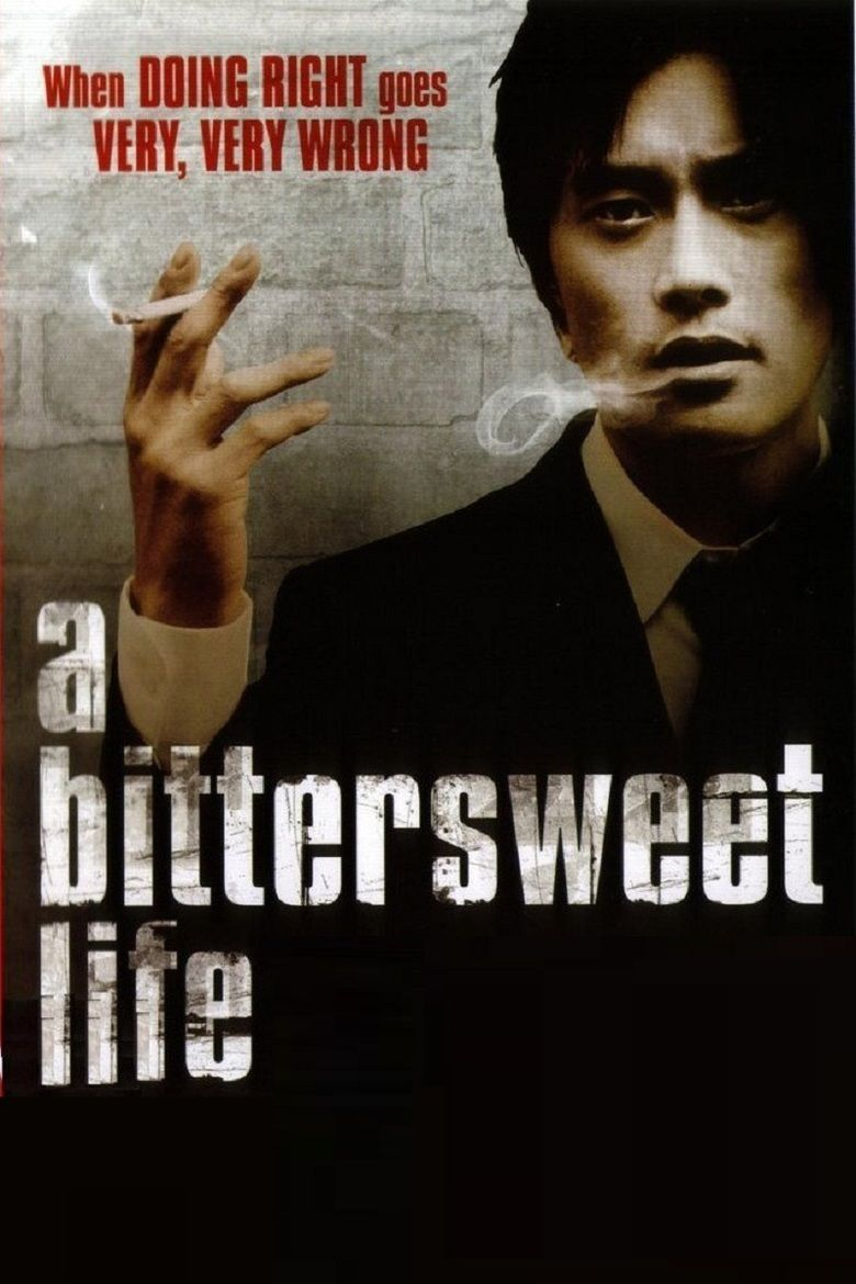 A Bittersweet Life movie poster