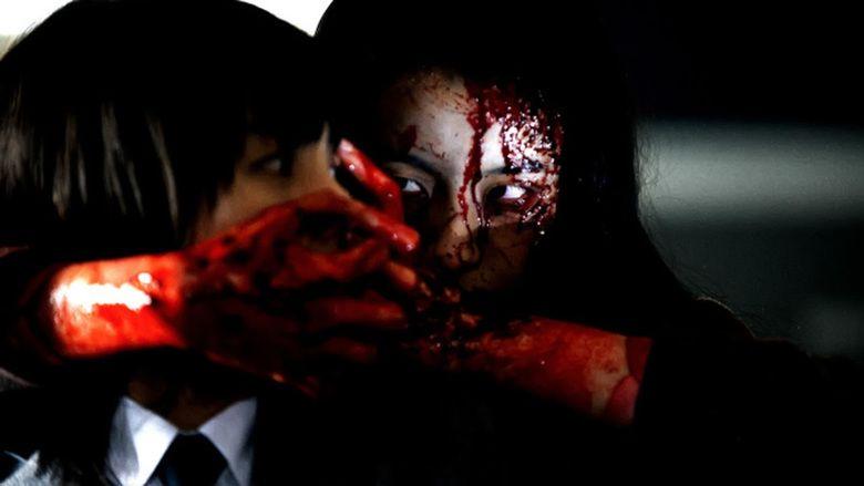 A Blood Pledge movie scenes