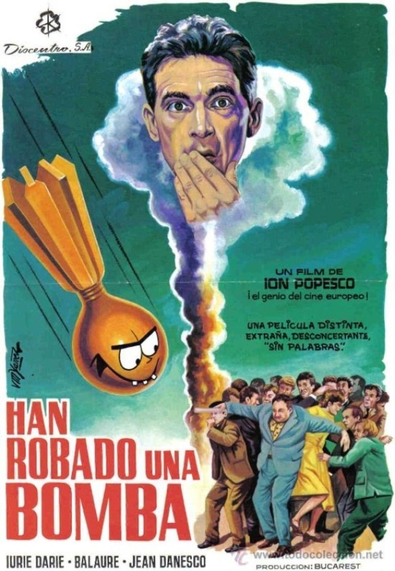 A Bomb Was Stolen movie poster