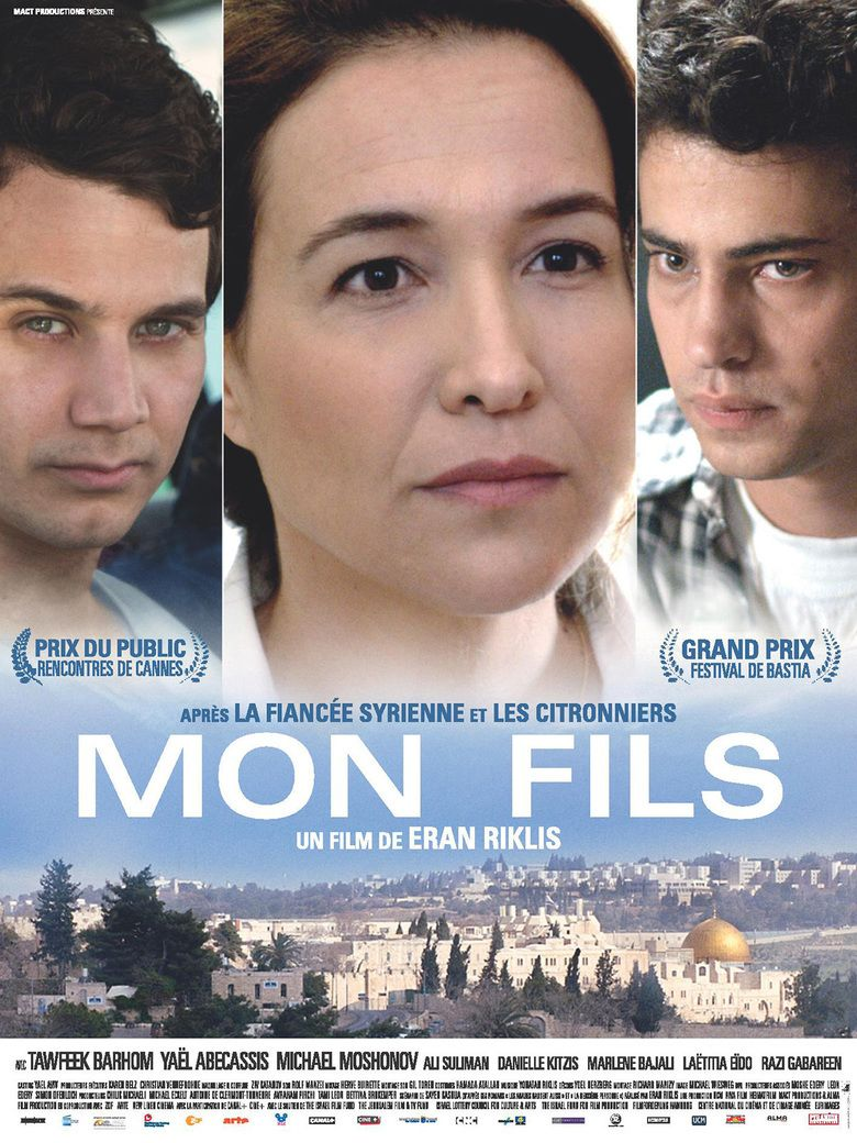 A Borrowed Identity movie poster