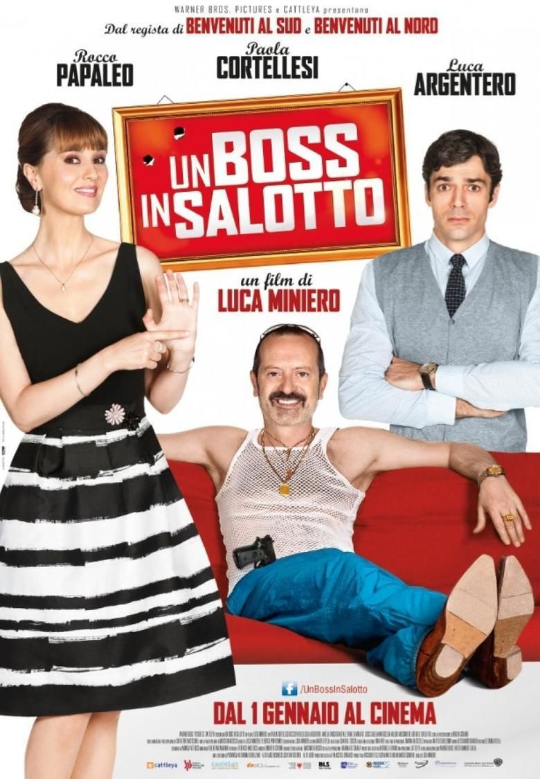 A Boss in the Living Room movie poster