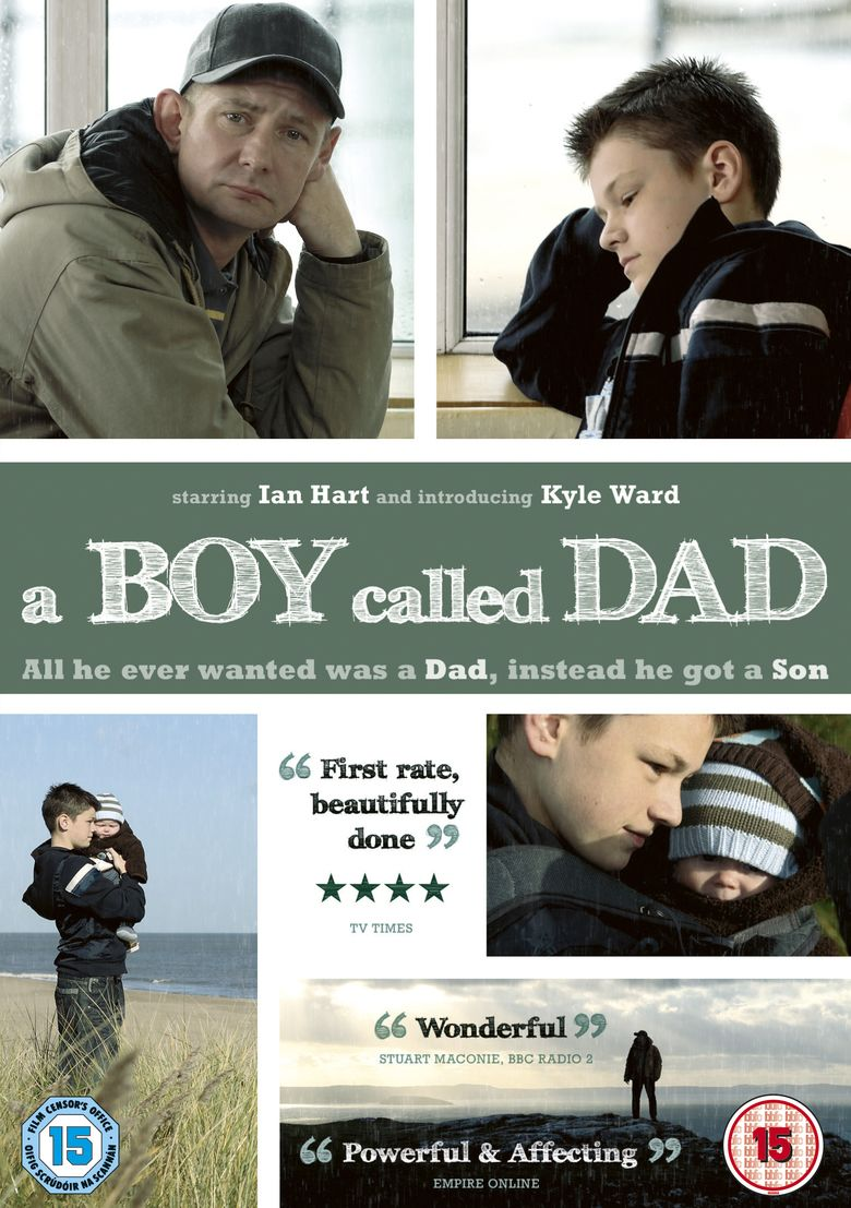 A Boy Called Dad movie poster
