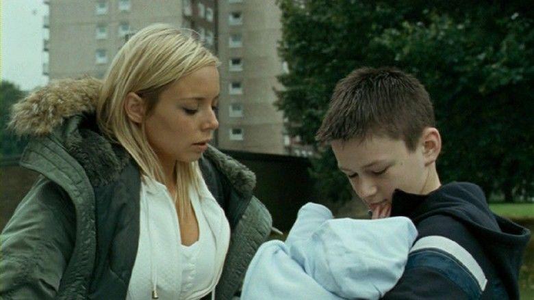 A Boy Called Dad movie scenes