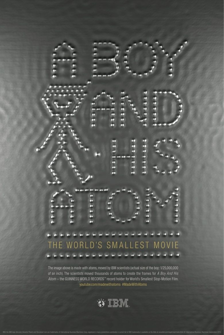 A Boy and His Atom movie poster