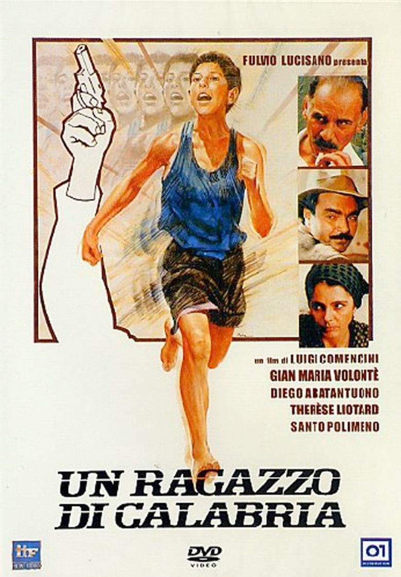A Boy from Calabria movie poster