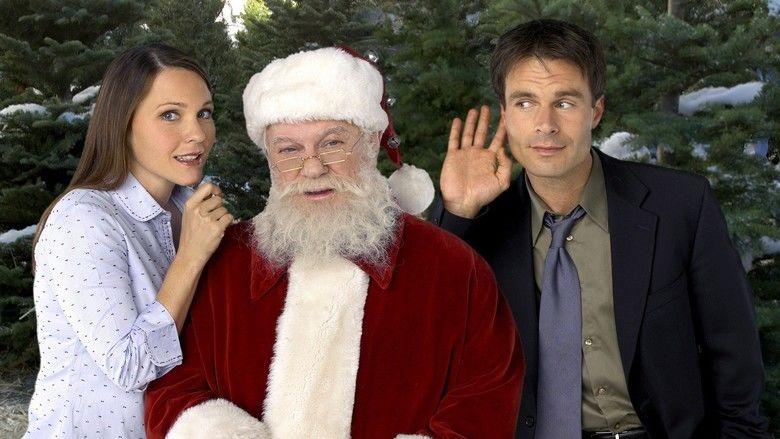A Boyfriend for Christmas movie scenes