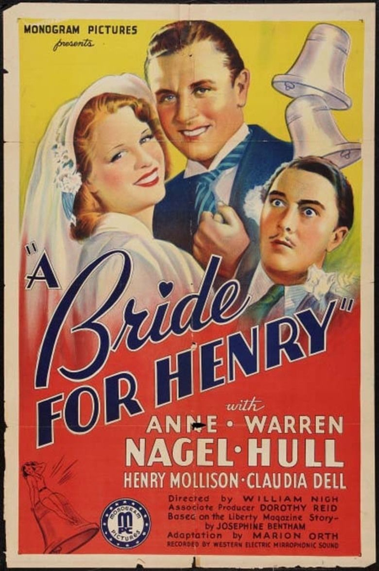 A Bride for Henry movie poster