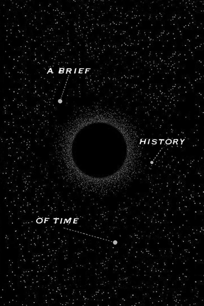 A Brief History of Time (film) movie poster