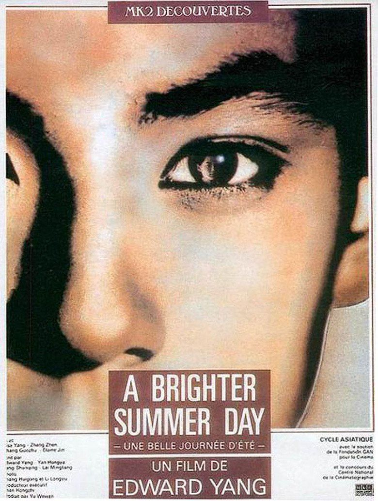 A Brighter Summer Day movie poster