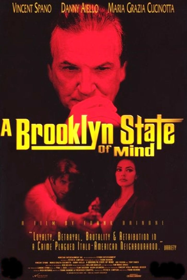 A Brooklyn State of Mind movie poster