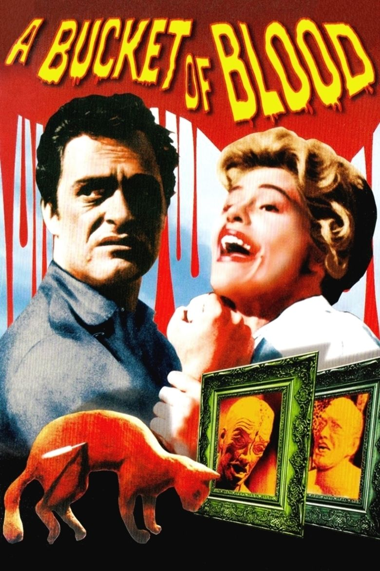 A Bucket of Blood movie poster