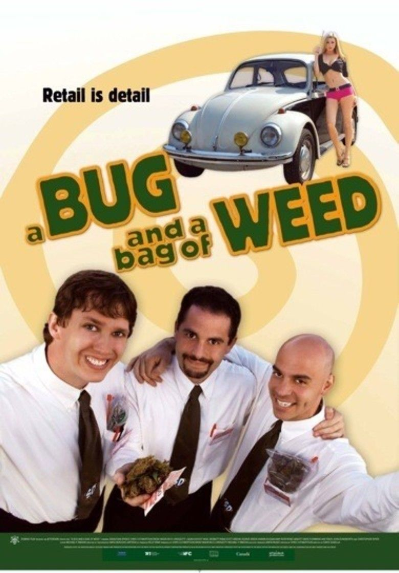 A Bug and a Bag of Weed movie poster