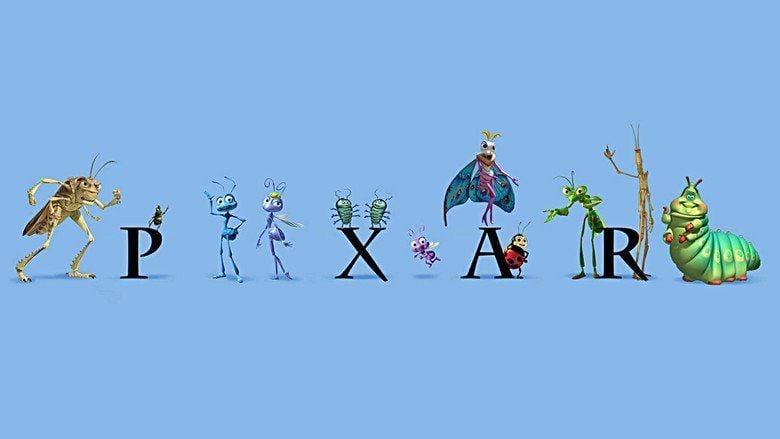 A Bugs Life movie scenes